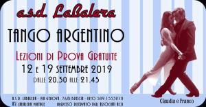 Tango @ La Balera - Brescia