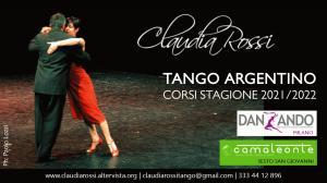 Corsi di Tango 2021/2022