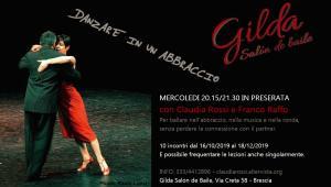 Lezioni al Gilda (BS) tutti i mercoledi